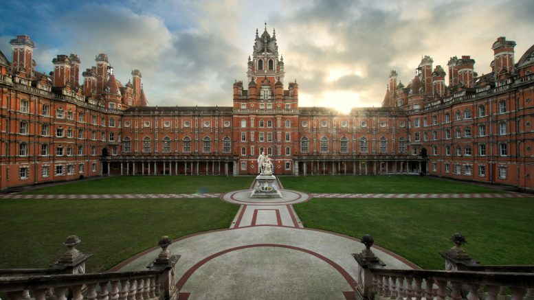 tabere internationale 2018 - Royal Holloway University