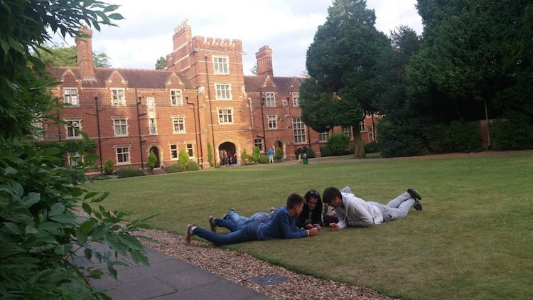 Ridley Hall Cambridge