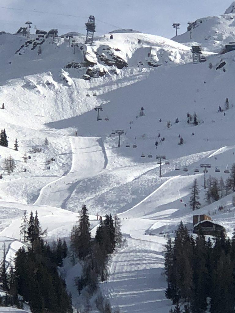 Noi aventuri in tabara de ski si snowboard de la Verbier - ziua 2
