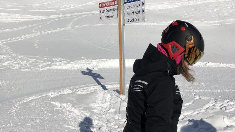 Tabara de ski si snowboard de la Verbier, Elvetia, 3-10 Feb – Mirunette 2018 (ziua 6)
