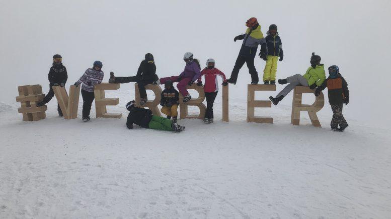 tabăra de ski & snowboard de la Verbier