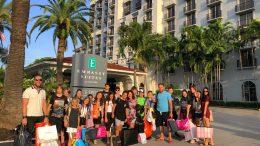 Tabara de engleza Miami, America