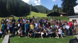 Tabara de grup limba germana & aventura Munchen