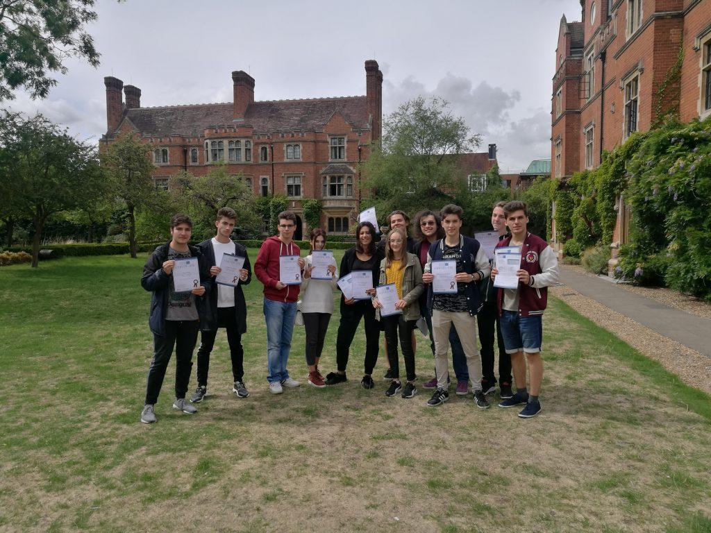 Limba engleza Cambridge