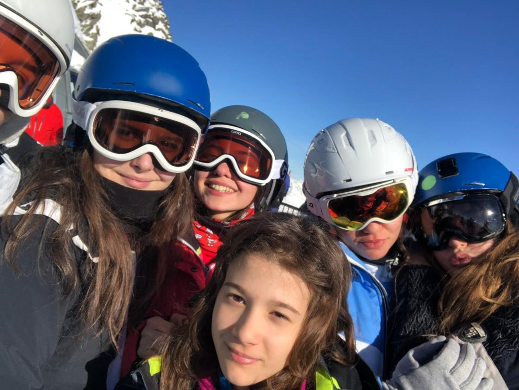 Tabara ski Elvetia Verbier 2019