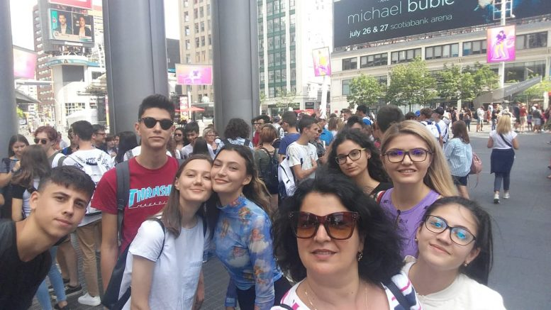 Tabără grup limba Engleza - Sheridan College, Toronto 15-29 Iulie, 2019 (5)
