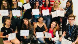 Tabără de grup California State University, L.A. 10-24 Iulie 2019 (6)