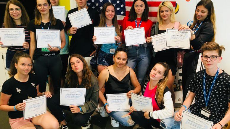 Tabără de grup California State University, L.A. 10-24 Iulie 2019 (5)