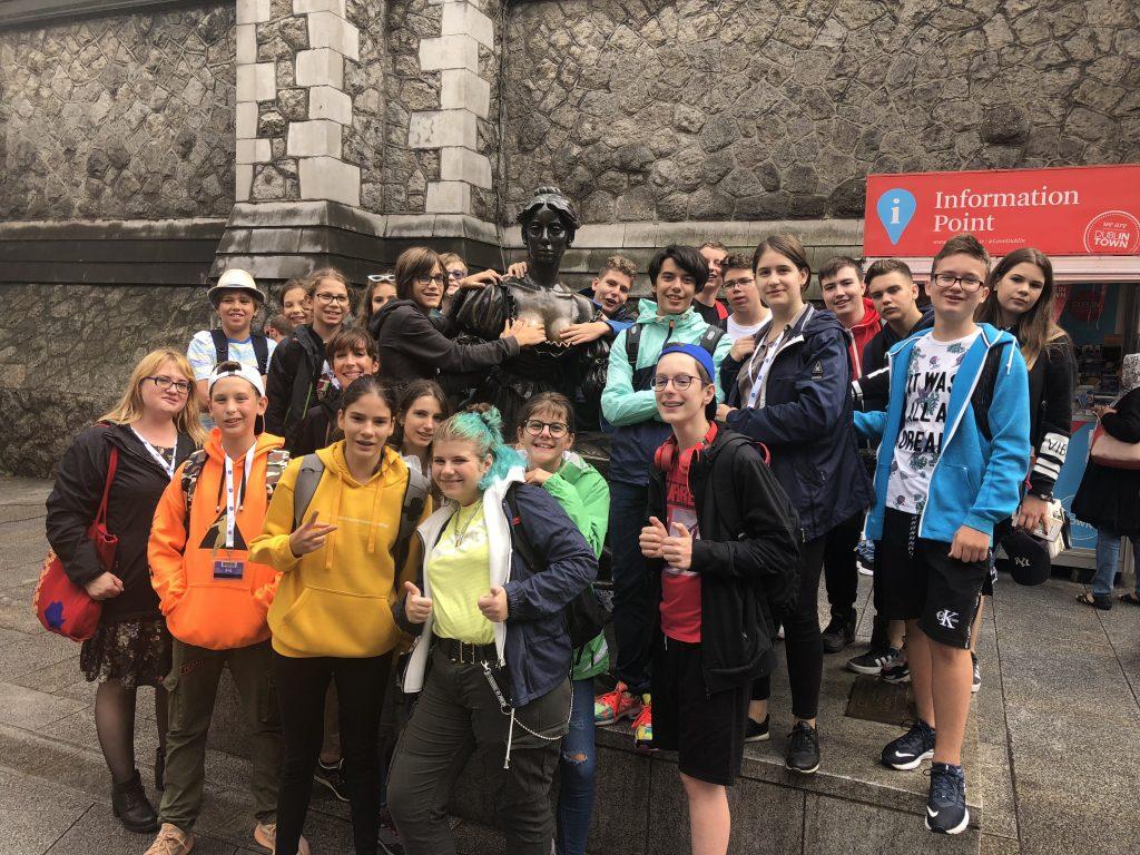 Tabara de grup University College Dublin 2019