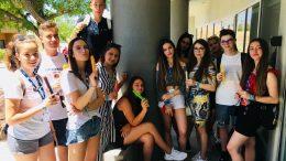 Tabără de grup California State University, L.A. 10-24 Iulie 2019 (3)