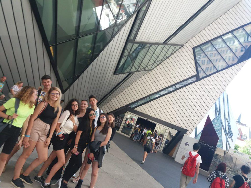 Royal Ontario Museum - Tabara Canada
