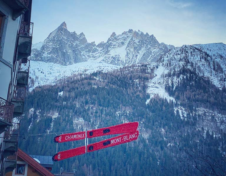 Chamonix Mont Blanc - excursie Tabara de la Verbier