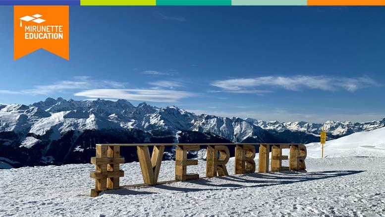 Tabara de ski Verbier