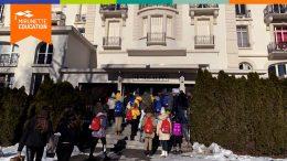 Vizita muzeul Alpin