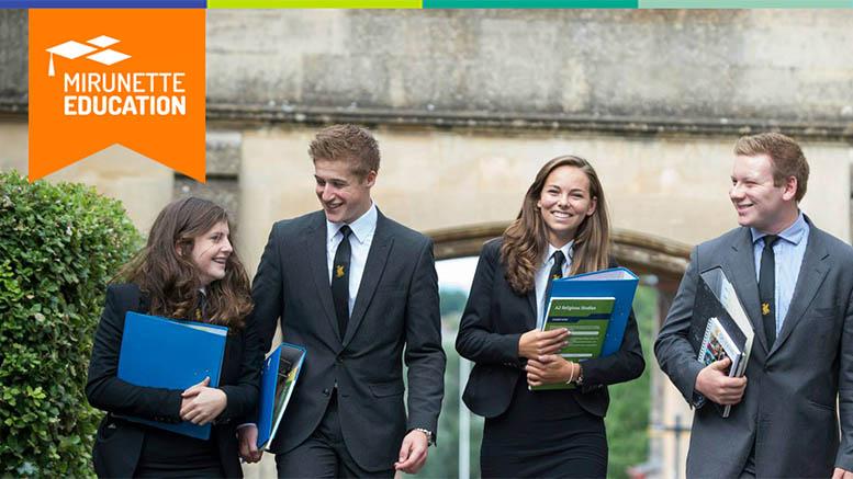 Bursa de studii Earlscliffe College