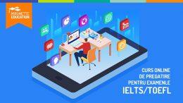 IELTS/TOEFL - Pregatire online cu Mirunette
