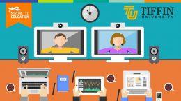 Metode de predare online cu Tiffin University