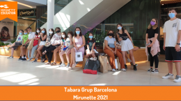 Tabara Barcelona 2021_Mirunette