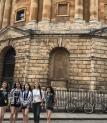 Tabara de grup limba Engleza - Oxford Brookes University - Campus universitar - Oxford, Anglia