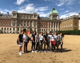 Tabara de grup limba Engleza - Queen Mary University - Campus universitar central - Londra, Anglia