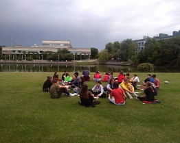 Tabara de grup limba Engleza - University College Dublin - Dublin, Irlanda
