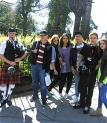 Tabara de grup limba Engleza - Queen Margaret University - universitate moderna - Edinburgh
