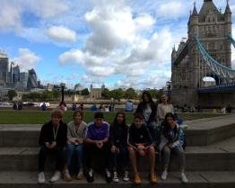 Tabara de grup limba Engleza - University of Greenwich - Londra, Anglia