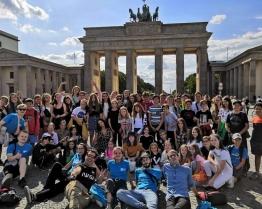 Tabara grup limba Germana sau Engleza - Berlin, Germania