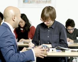 Tabara Limba Engleza Bloomberg Business Advantage - Londra, Anglia
