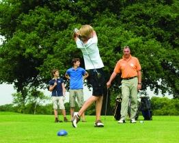 Tabara limba Engleza & golf - Seaford College
