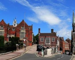 Tabara Limba Engleza - Harrow School, Londra