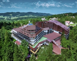 Tabara limba engleza in Romania, cu profesori nativi - Hotel Alpin 4*, Poiana Brasov