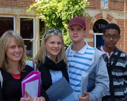 Tabara Limba Engleza Intensiv & Pregatire Examene - St. Clare's College, Oxford