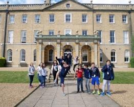 Tabara Limba Engleza & Pregatire Academica - St Edmund's College