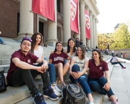 Tabara Limba Engleza & Pregatire TOEFL/ SAT - Fisher College, Boston, SUA