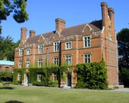 Tabara Limba Engleza - Ridley Hall, Cambridge