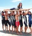 Tabara limba Engleza & surf - Cal State University, Fullerton, SUA