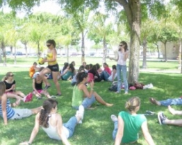 Tabara Limba Spaniola / Engleza - Valencia Colegio Galileo, Spania
