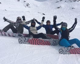 Tabara Ski / Snowboard & Limbi straine - Verbier, Elvetia